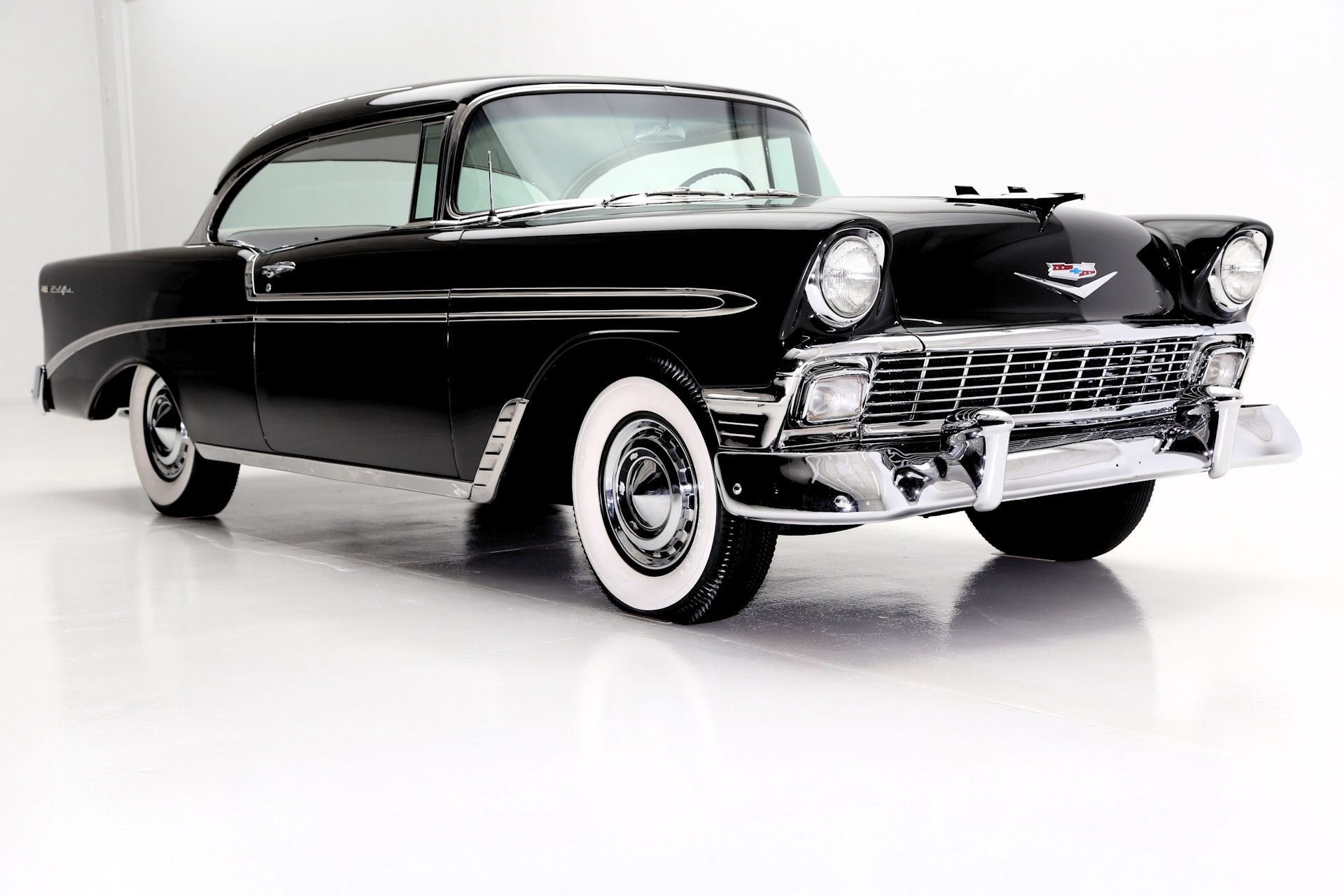 1956 chevrolet bel air american dream machines classic. Black Bedroom Furniture Sets. Home Design Ideas