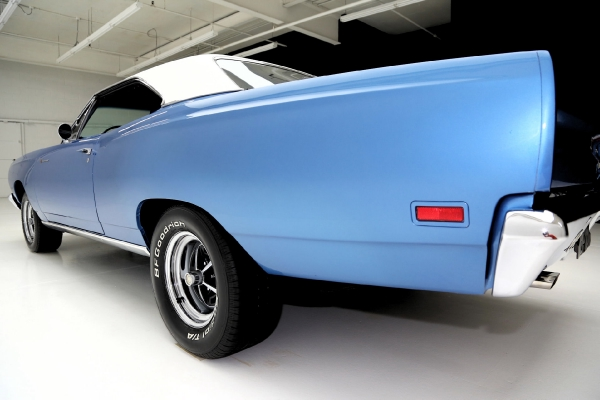 For Sale Used 1969 Plymouth Road Runner  | American Dream Machines Des Moines IA 50309