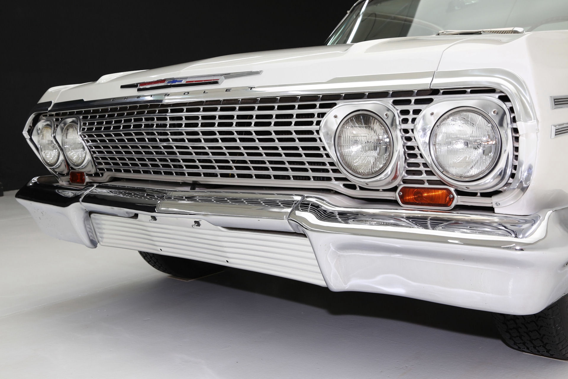 1963 Chevrolet Impala 409 Ss Bucket Seats 4spd