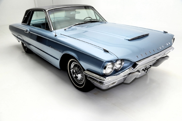 For Sale Used 1964 Ford Thunderbird 390 Beautiful chrome | American Dream Machines Des Moines IA 50309