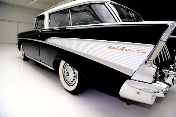 1957 Chevrolet Nomad Onyx Black, very original