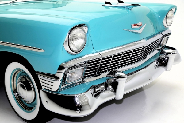 For Sale Used 1956 Chevrolet 210 Extensive restoration | American Dream Machines Des Moines IA 50309