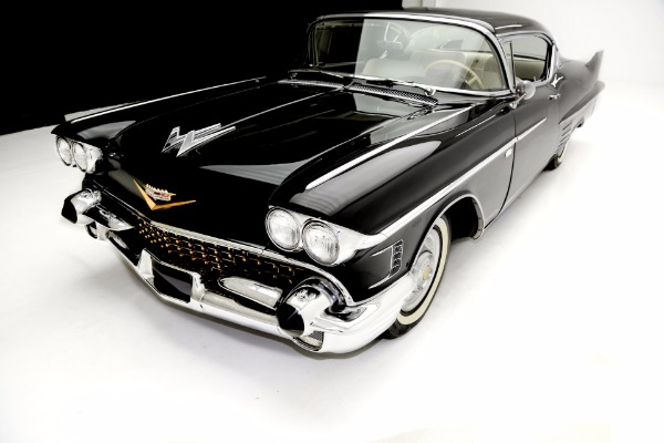 For Sale Used 1958 Cadillac Series 62 Very solid & original | American Dream Machines Des Moines IA 50309