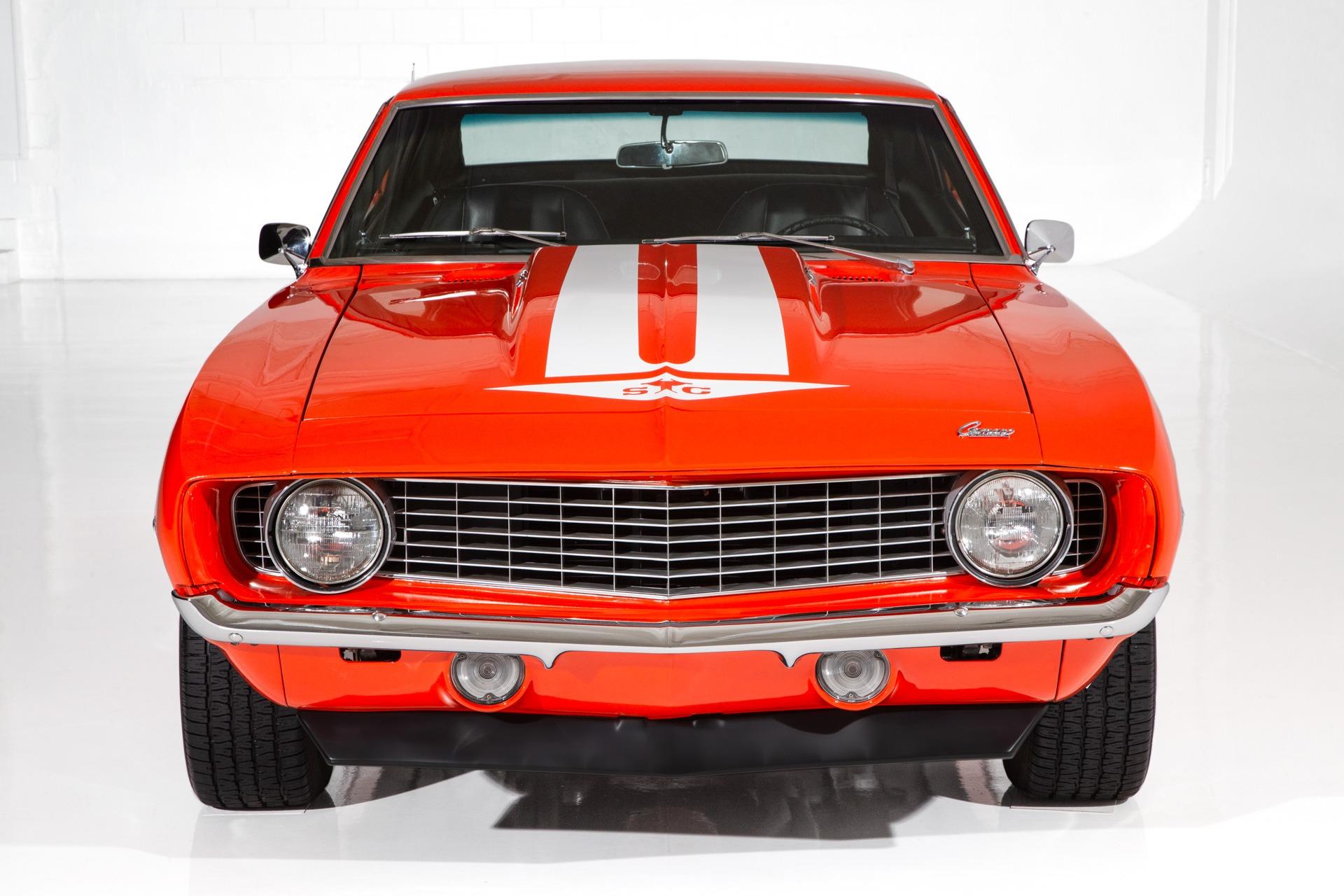 1969 Chevrolet Camaro Coupe With Yenko Options Ebay