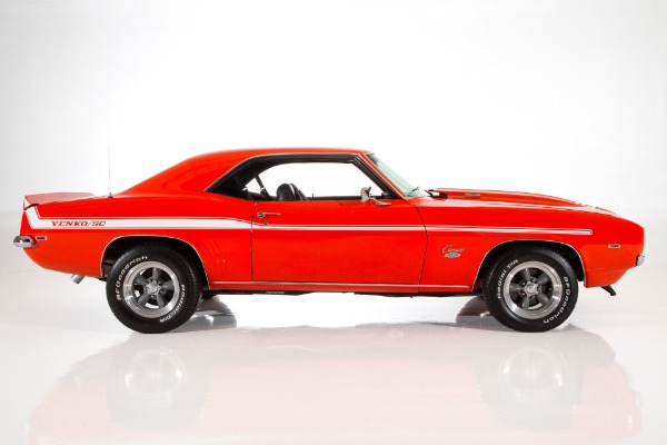 For Sale Used 1969 Chevrolet Camaro YENKO ZZ 454 4 speed | American Dream Machines Des Moines IA 50309