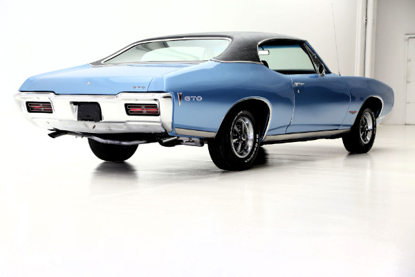 For Sale Used 1968 Pontiac GTO 242  vin #'s matching 400 | American Dream Machines Des Moines IA 50309