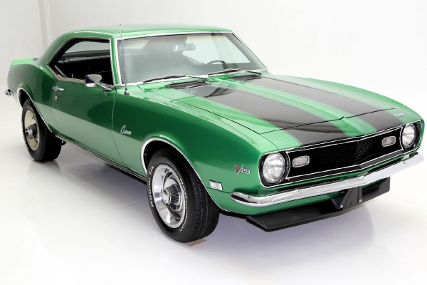 For Sale Used 1968 Chevrolet Camaro Z28 302ci PS PB 12bolt | American Dream Machines Des Moines IA 50309