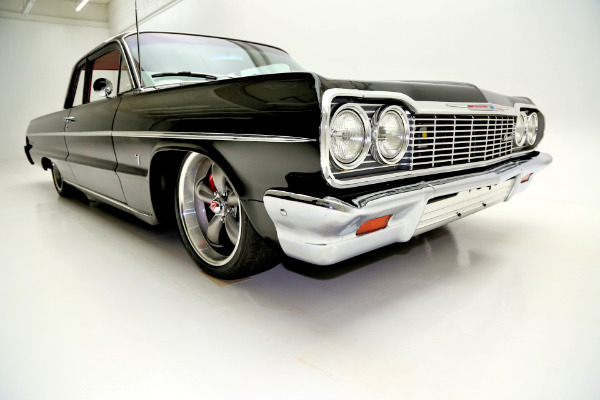 For Sale Used 1964 Chevrolet Bel Air, Air Ride and AC | American Dream Machines Des Moines IA 50309