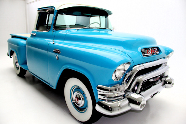 For Sale Used 1955 GMC Pickup 100 Step side Shortbox 100 | American Dream Machines Des Moines IA 50309