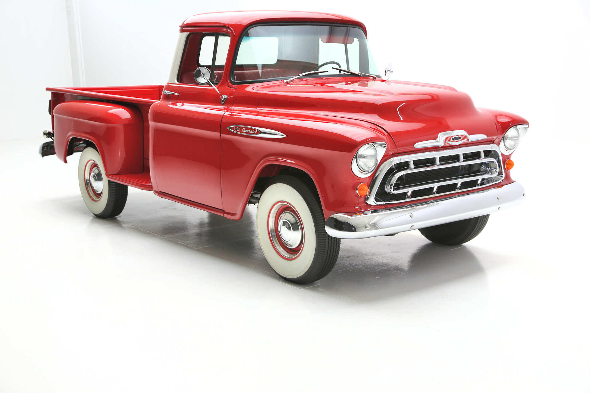 1957 Chevrolet Pickup Awesome Truck American Dream