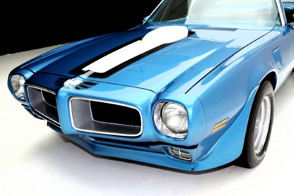 For Sale Used 1970 Pontiac Trans Am WS4 4OOc.i. 4 Speed AC | American Dream Machines Des Moines IA 50309