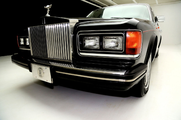 For Sale Used 1986 Rolls Royce Silver Spur Personal Limo, Low miles | American Dream Machines Des Moines IA 50309