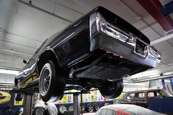 For Sale Used 1969 Pontiac GTO frame off restoration numbers matching | American Dream Machines Des Moines IA 50309