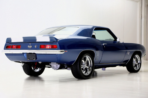 For Sale Used 1969 Chevrolet Camaro RS/SS Trim Big Block 4 Speed | American Dream Machines Des Moines IA 50309