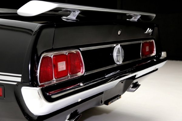 For Sale Used 1973 Ford Mustang Convertible Q Code 4 Speed | American Dream Machines Des Moines IA 50309