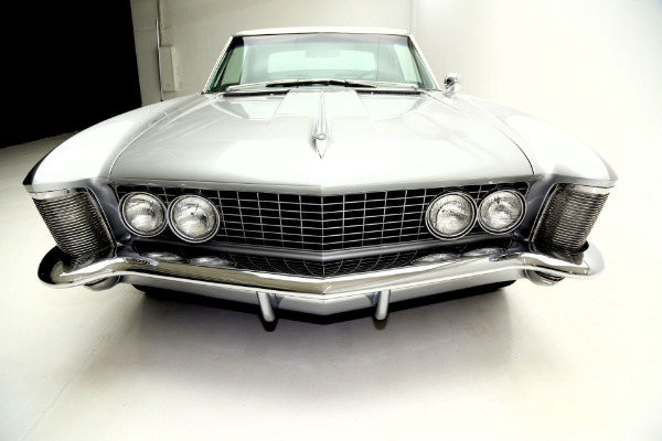 For Sale Used 1963 Buick Riviera 401 Nail head, Torque thrust wheels | American Dream Machines Des Moines IA 50309