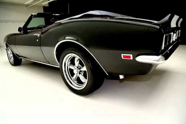 For Sale Used 1968 Chevrolet Camaro Convertible SS stripes | American Dream Machines Des Moines IA 50309