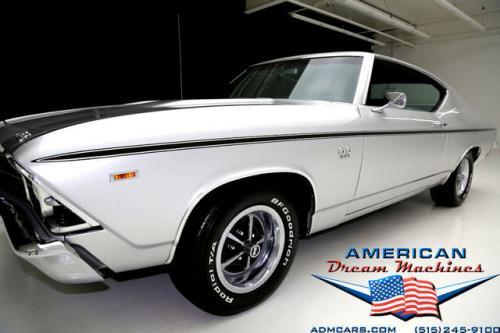 1969 Chevrolet Chevelle True SS 396 4-speed SS 396