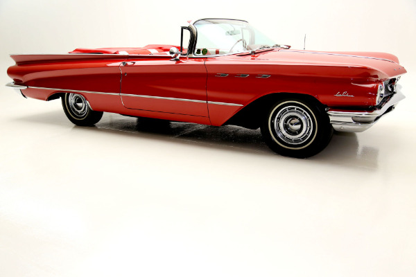 For Sale Used 1960 Buick LeSabre Convertible solid, nicely equipped | American Dream Machines Des Moines IA 50309
