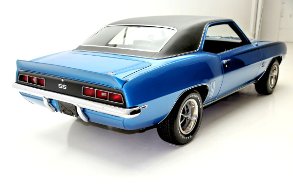For Sale Used 1969 Chevrolet Camaro X66 SS, 4SPD | American Dream Machines Des Moines IA 50309