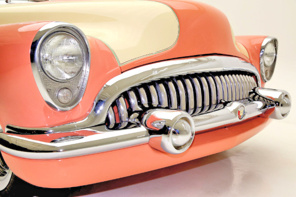 For Sale Used 1953 Buick Special Peaches & Cream,hard top | American Dream Machines Des Moines IA 50309