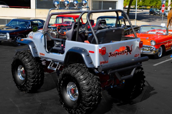 For Sale Used 1986 AMC JEEP CJ7 390ci JEEPZILLA | American Dream Machines Des Moines IA 50309