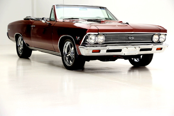 1966 Chevrolet Chevelle SS 138vin Big Block 396