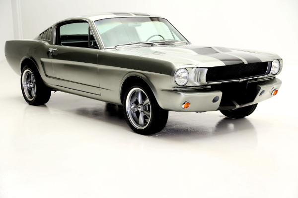 For Sale Used 1965 Ford Mustang Fastback Eleanor options | American Dream Machines Des Moines IA 50309