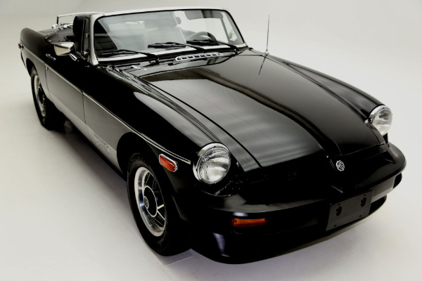 For Sale Used 1980 MG MGB rdstr Anniversary Edition, Rare Hardtop | American Dream Machines Des Moines IA 50309
