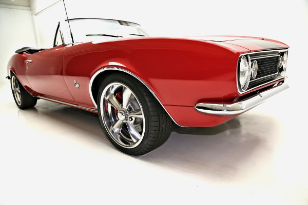 For Sale Used 1967 Chevrolet Camaro 4-Wheel Disc Brakes | American Dream Machines Des Moines IA 50309
