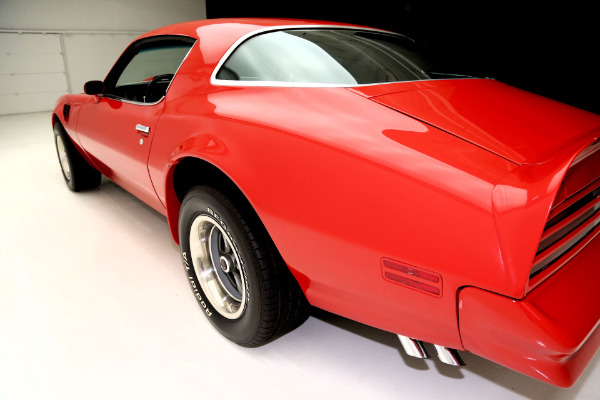 For Sale Used 1977 Pontiac Firebird Trans Am, Built 455, AC | American Dream Machines Des Moines IA 50309