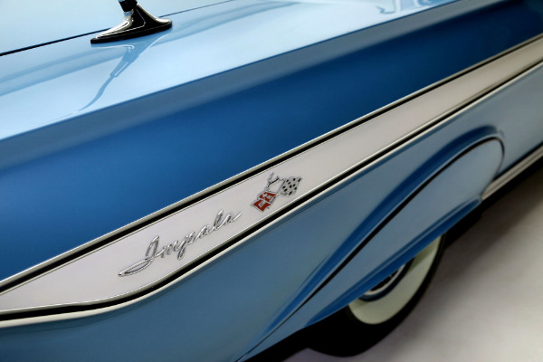 For Sale Used 1961 Chevrolet Impala Bubble Top | American Dream Machines Des Moines IA 50309