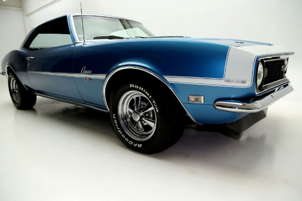For Sale Used 1968 Chevrolet Camaro SS L78 396/375hp 4spd | American Dream Machines Des Moines IA 50309