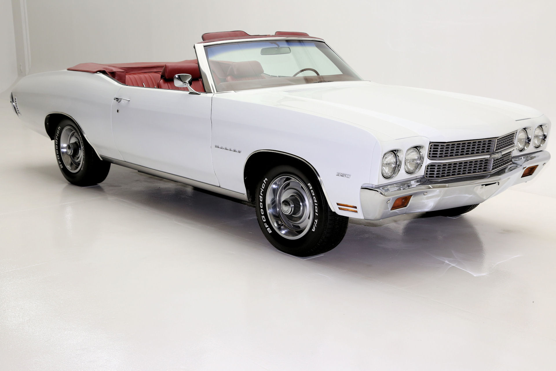 For Sale Used 1970 Chevrolet Chevelle Convertible 350, PS PB | American Dream Machines Des Moines IA 50309