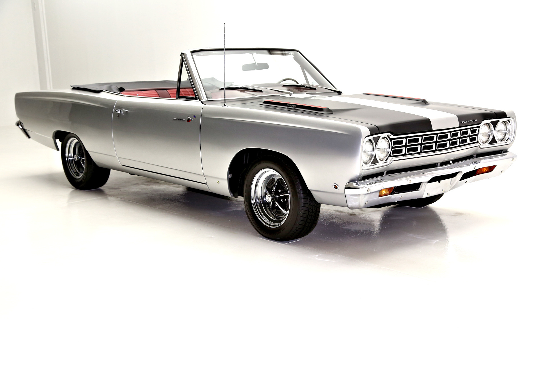 For Sale Used 1968 Plymouth Satellite Road Runner options | American Dream Machines Des Moines IA 50309