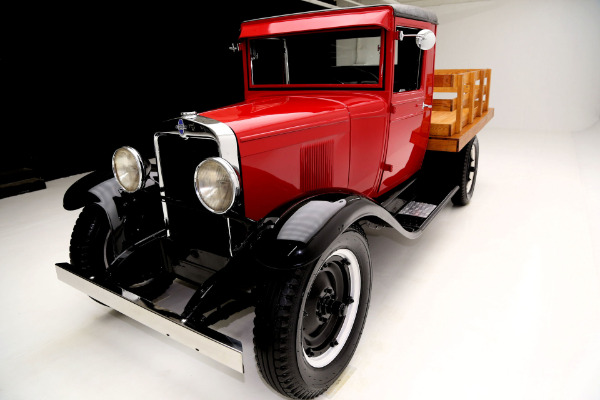 For Sale Used 1930 Chevrolet Universal Stakebed | American Dream Machines Des Moines IA 50309