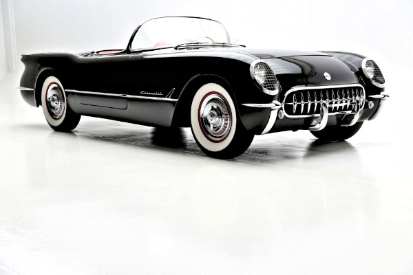 1954 Chevrolet Corvette Roadster, Frame off