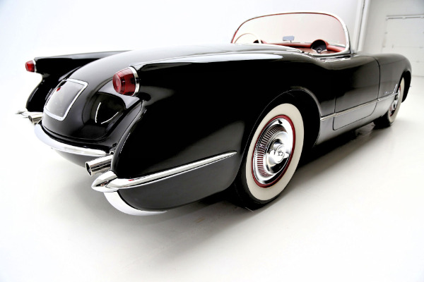 For Sale Used 1954 Chevrolet Corvette Roadster, Frame off | American Dream Machines Des Moines IA 50309