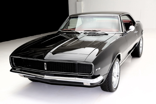 For Sale Used 1967 Chevrolet Camaro Rally Sport Loaded, AC | American Dream Machines Des Moines IA 50309