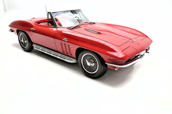 For Sale Used 1966 Chevrolet Corvette #'s Matching 427/390 | American Dream Machines Des Moines IA 50309