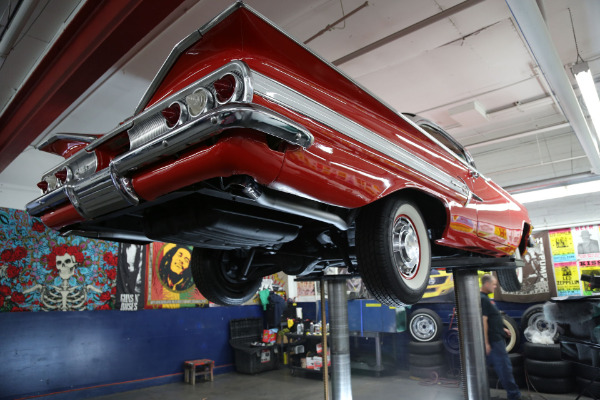 For Sale Used 1960 Chevrolet Impala 348 tri-power 4 speed | American Dream Machines Des Moines IA 50309