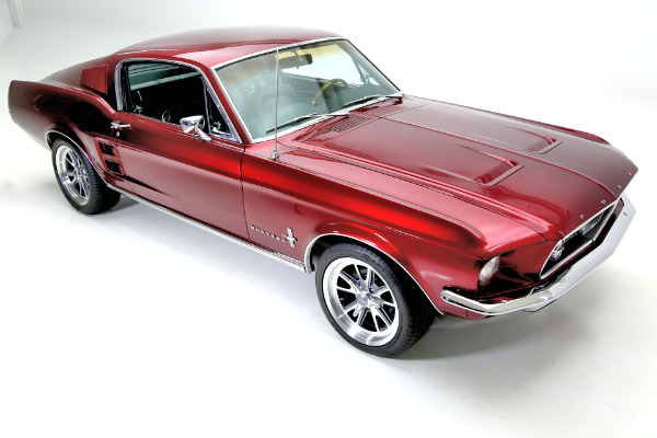 For Sale Used 1967 Ford Mustang C-code Fastback | American Dream Machines Des Moines IA 50309