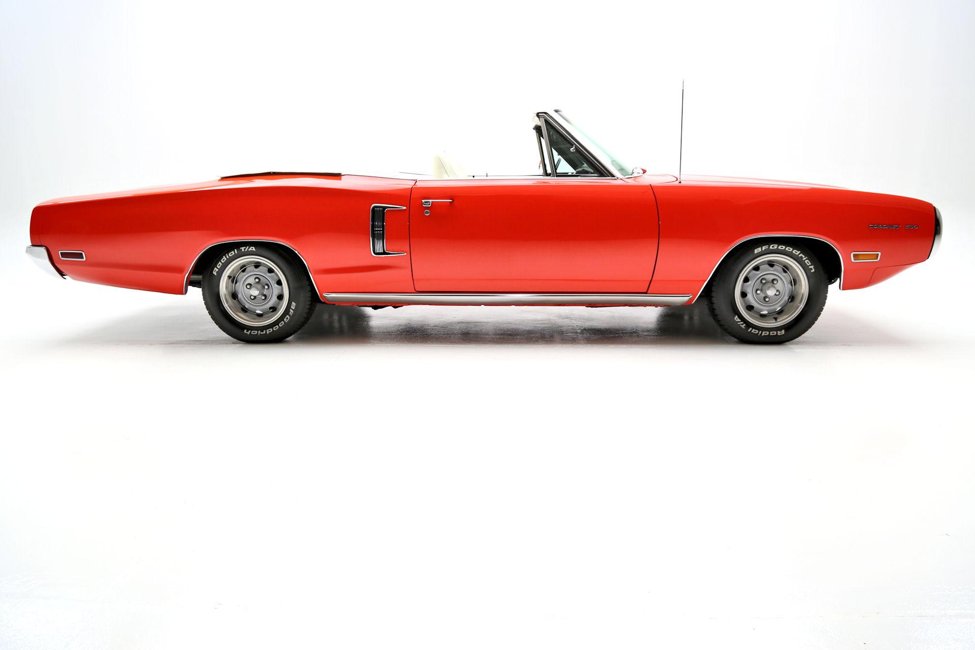 1970 Dodge Coronet 500 Hemi Orange