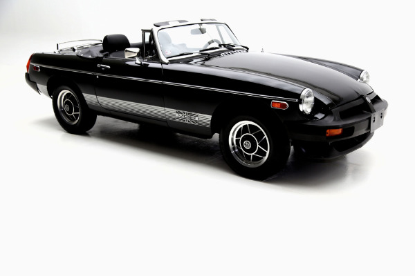 For Sale Used 1980 MG MGB Convertible Limited Edition | American Dream Machines Des Moines IA 50309