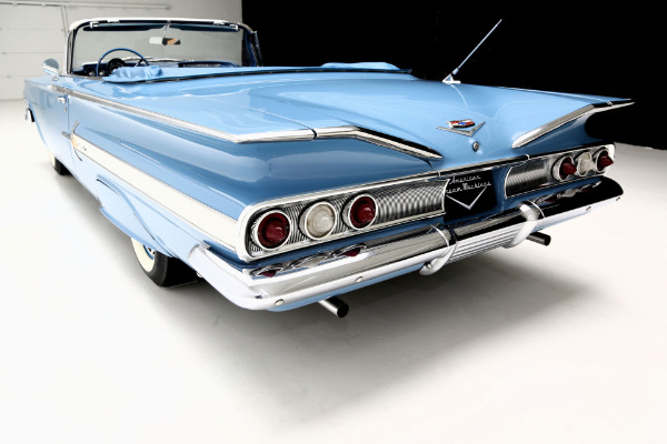 For Sale Used 1960 Chevrolet Impala Convertible convertible | American Dream Machines Des Moines IA 50309