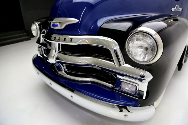 For Sale Used 1955 Chevrolet 3100 New Chrome, Two Tone Paint | American Dream Machines Des Moines IA 50309