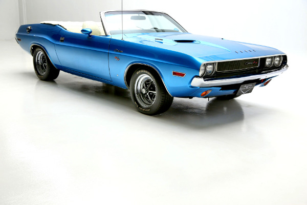1970 Dodge Challenger RT Convertible Low miles