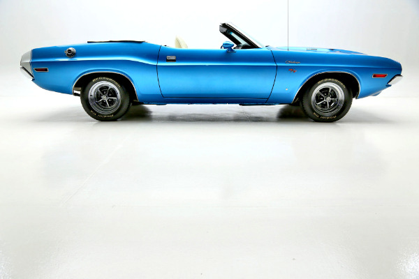 For Sale Used 1970 Dodge Challenger RT Convertible Low miles | American Dream Machines Des Moines IA 50309