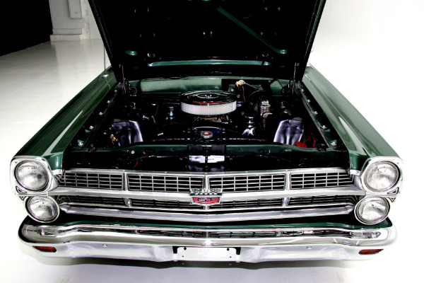 Used Cars Des Moines >> 1967 Ford Fairlane 500 GT 390 4 Speed