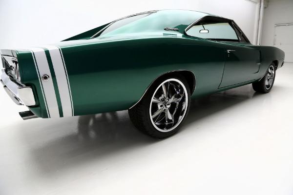 1968 Dodge Charger 440 Automatic Dark Metallic Green
